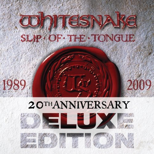 Slip Of The Tongue (20th Anniversary Deluxe Edition) [CD/DVD Combo] ()