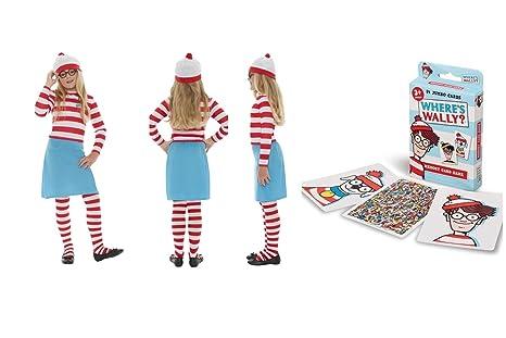 Disfraz de Smiffys con Licencia para niños, ¿Dónde está Wally ...