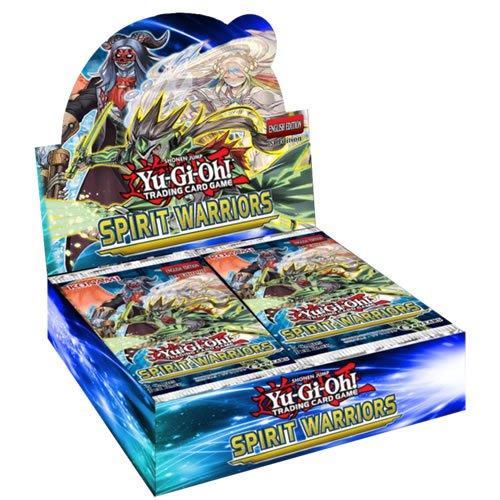 (Yu-Gi-Oh! 15277 Spirit Warriors Box of 24 Booster Packs)
