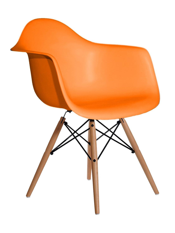 Aryana Home Replica-Fauteuil Eames Orange