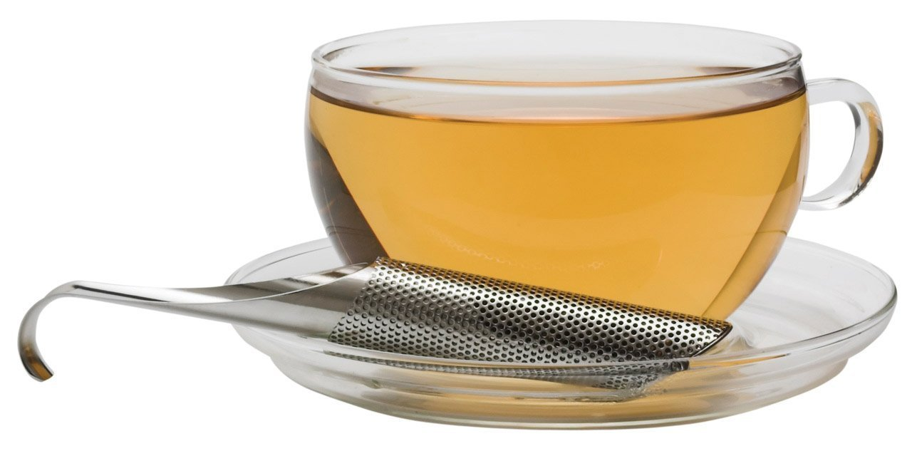 One Cup Stainless Steel Tea Stick Infuser by Gamila by Gamila