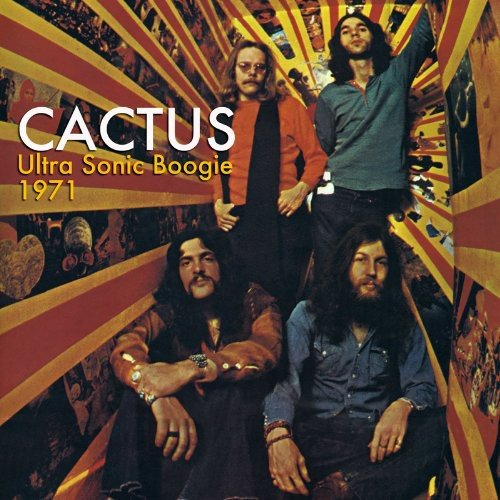 Ultra Sonic Boogie: Live 1971 (Cactus Band)