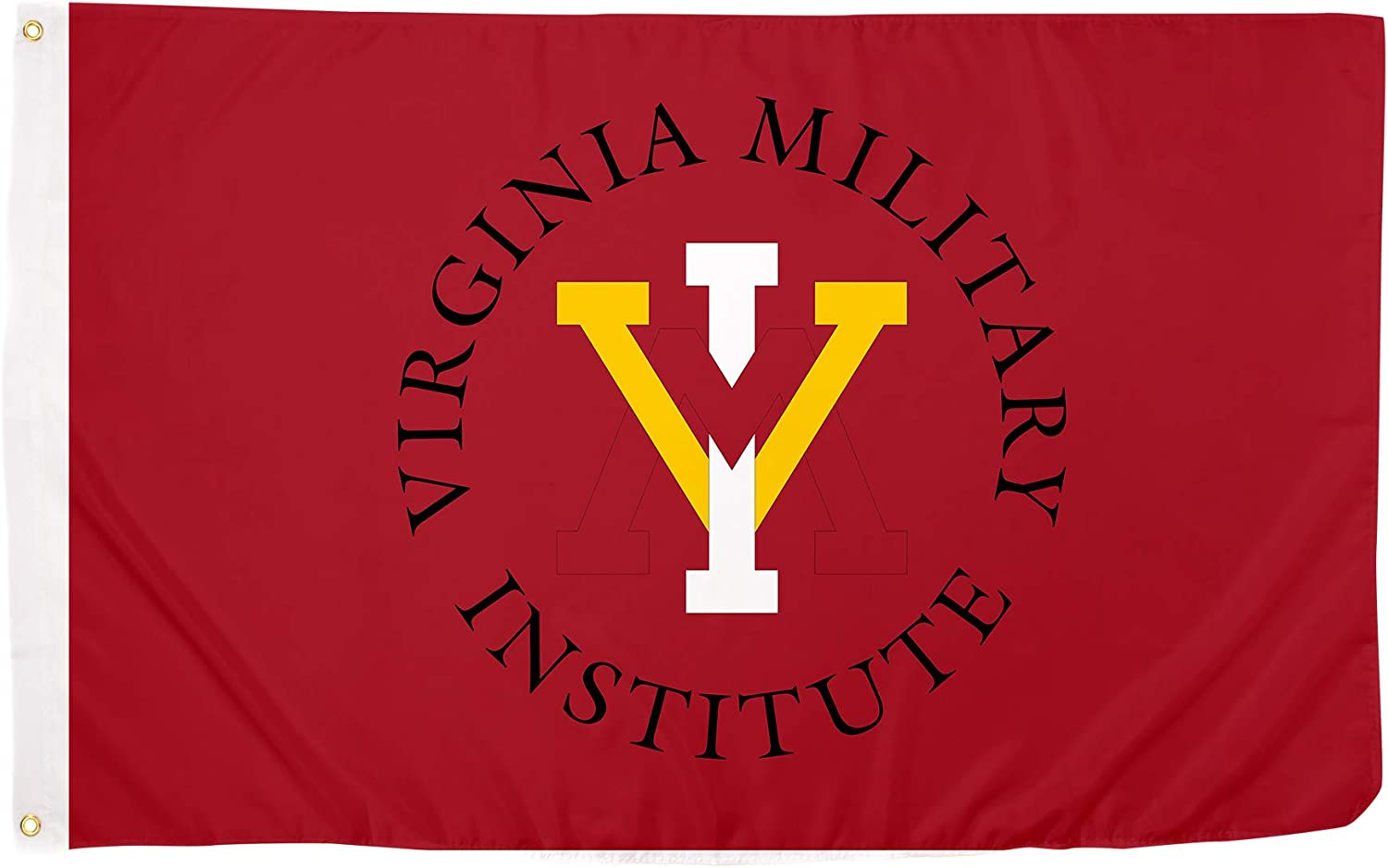 Desert Cactus Virginia Military Institute VMI Keydets NCAA 100% Polyester Indoor Outdoor 3 feet x 5 feet Flag