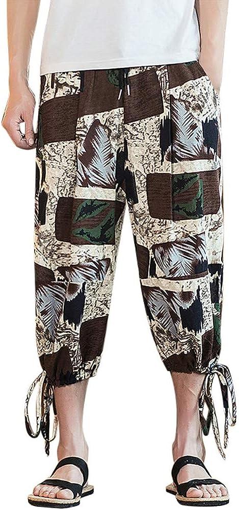 Pantalones Cargo Hombre Verano Pantalones Tallas Grandes ...