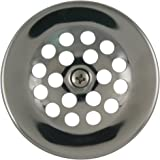 """Strainer Dome Cover, 3"""" Polished Chrome"""