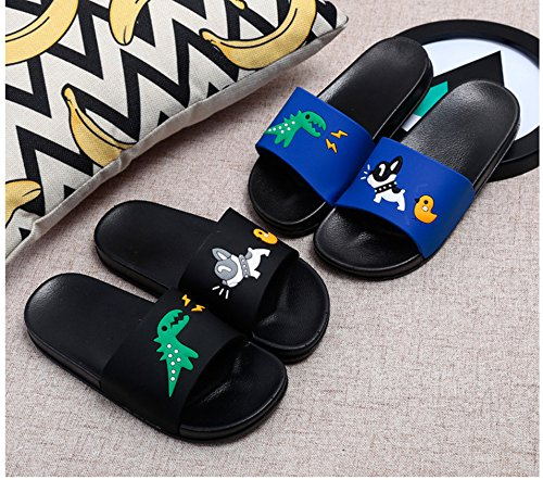 JACKSHIBO Boys Girls Slide Sandals, Outdoor Indoor Sandals Beach Water Flip Flop by JACKSHIBO (Image #5)