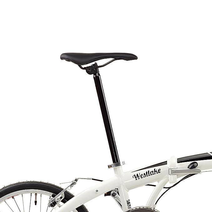 50,8 cm Viking West Lake 6 marchas Shimano para bicicleta plegable: Amazon.es: Deportes y aire libre