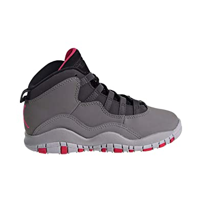 c7b6a1f2662 Amazon.com | Jordan 10 Retro (ps) Little Kids 487212-006 | Sneakers