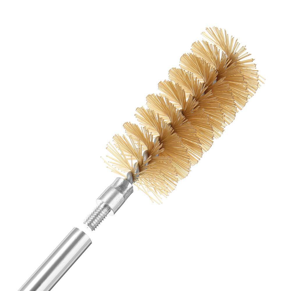 Moonvvin 3pcs Universal Cleaning Kit Cleaning Brush Tube Brusher