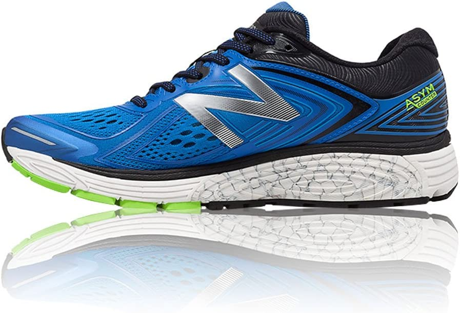 New Balance 860 V8 – 4E Extra Wide Road Zapatillas de running, color azul: Amazon.es: Deportes y aire libre