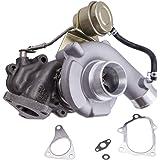 maXpeedingrods TD04L Turbo Turbocharger for Subaru Legacy GT & Outback 2.5L 49477-04000 14411-AA710 Engines & Engine Parts Turbochargers