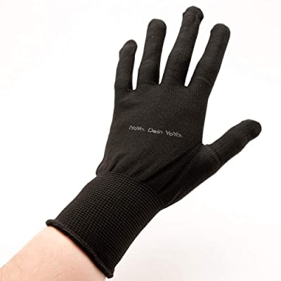 iYoYo Pro YoYo Glove - 5 Finger Nylon Yo-Yo Durable Glove (Black): Toys & Games