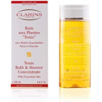 Clarins Tonic Shower Bath Concentrate for Unisex, 200ml