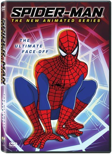 (Spider-Man - The New Animated Series - The Ultimate Face)