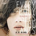 Everybody Sees the Ants Audiobook by A.S. King Narrated by Kirby Heyborne