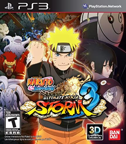 Amazon.com: Naruto Shippuden: Ultimate Storm 3 Full Burst ...