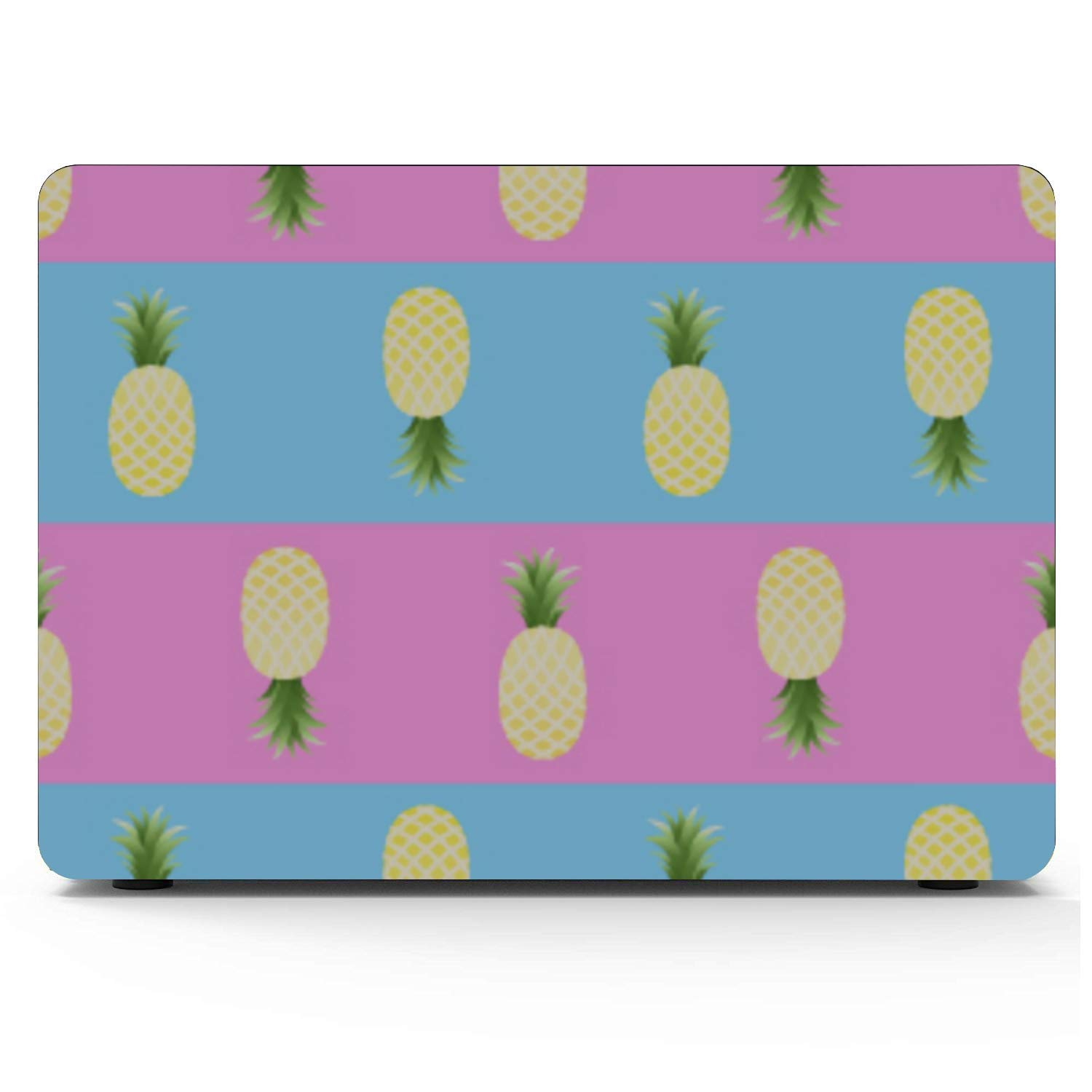 Laptop Shell Case Summer Sweet Fresh Fruit Pineapple Plastic Hard Shell Compatible Mac Air 11 Pro 13 15 MacBook Air Laptop Case Protection for MacBook 2016-2019 Version