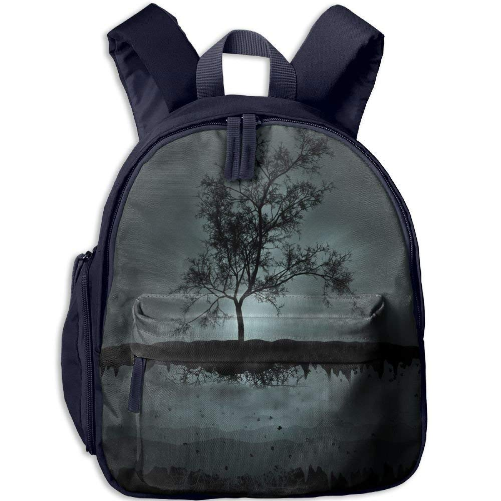 Backpack, School Backpack for Boys Boys Boys Girls Cute Fashion Mini Toddler Canvas Backpack, Trees B07LFYZ681 Daypacks Vielfältiges neues Design de042d
