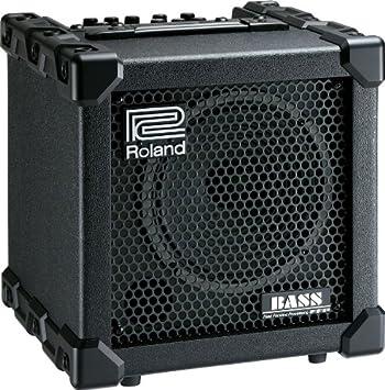 Roland Cubo 20xl Bajo Amplificador