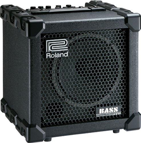 - Roland CUBE-20XL Bass 20-Watt 1x8-Inch Bass Combo Amp