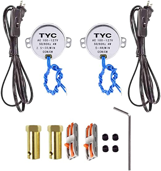 Amazon.com: Motor eléctrico de sincronización para tornillo ...