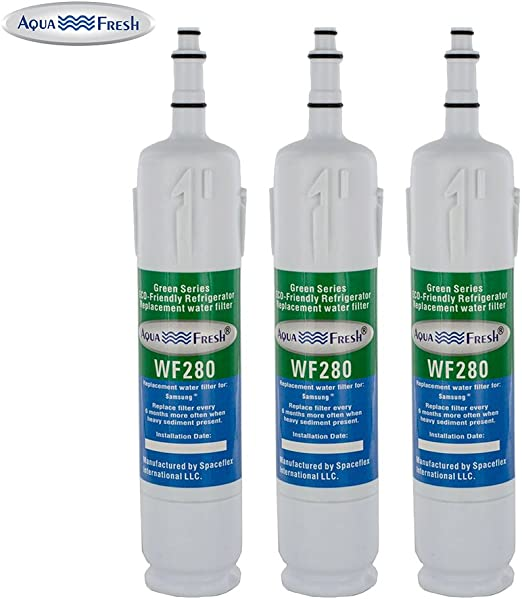 3-Pack Samsung DA29-00012B DA29-00012A Compatible By Best Choice Water Filters Certified Refrigerator Replacement Cartridge