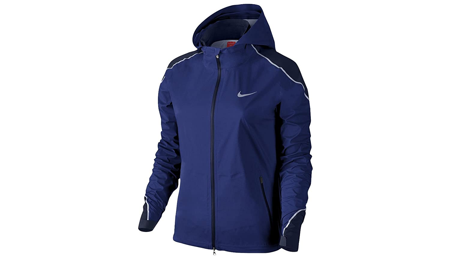 e3e09944a44b Amazon.com   Nike Hyper Shield Light Women s Running Jacket   Sports    Outdoors