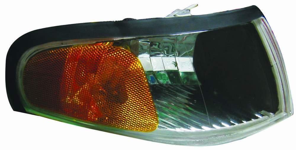 Depo 331-1540PXUS2 Ford Mustang Black Diamond Parking Lamp