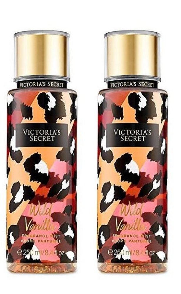91360e43d0 Amazon.com   Victorias Secret Wild Vanilla Fragrance Mist Bundle of 2    Beauty