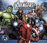 2014 Avengers Assemble Wall Calendar