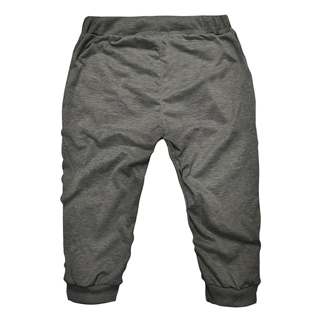 Summer Men Workout Jogging Shorts Pants Fit Elastic Casual Sportswear Mens Baggy Running Shorts Cotton Gym Sweat Pant Sporting Goods Gear Sports Fitness Crossfit Clothing
