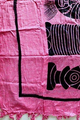 Toalla sarong pareo de Bali
