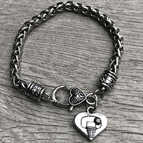 Basketball Charm Bracelet: Amazon.com: Basketball Charm Bracelet Charm,Basketball