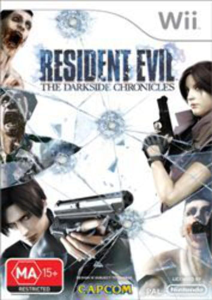 Resident Evil: The Darkside Chronicles (Wii) [Importación inglesa ...