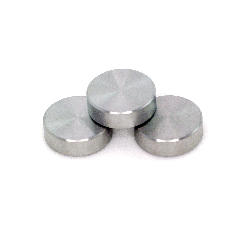 Tungsten Fidget Spinner Weights (Set of 3) by Midwest Tungsten Service (Image #2)