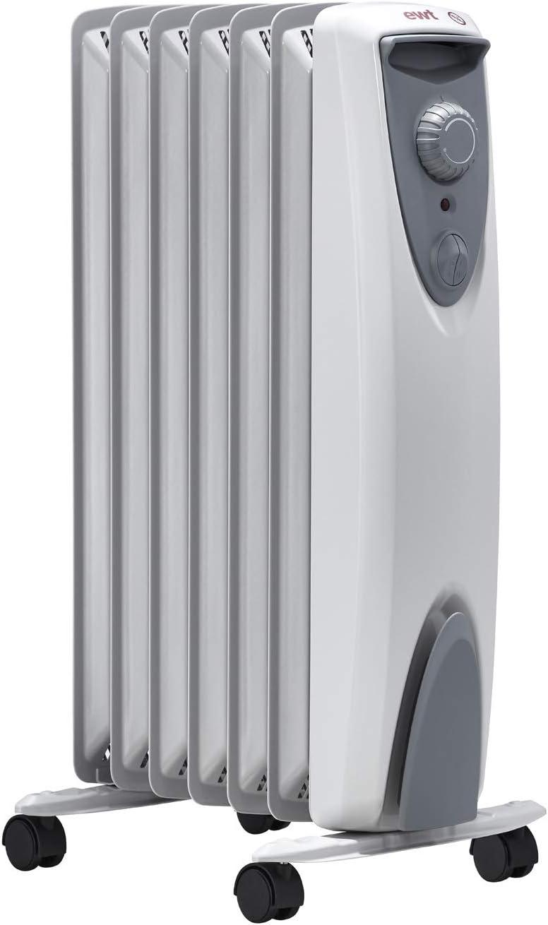 EWT NOC ECO 15 TLS - Radiador ecológico sin aceite (1500 W)