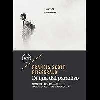 Di qua dal paradiso (-) (Italian Edition) book cover