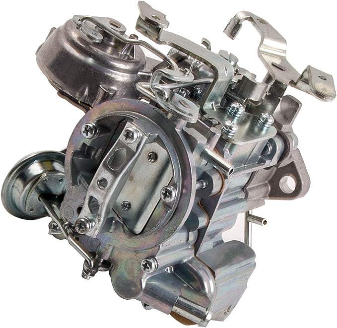 1-Barrel NEW Carburetor For Chevy GMC L6 4.1L 250 4.8L 292 W//Choke Thermostat US