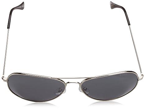 Ocean Sunglasses Banila aviator - lunettes de soleil en Métal - Monture : Argent - Verres : Mirroir (18110.6) 5Zqwb