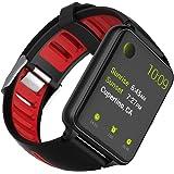 Smartwatch Reloj Inteligente Pulsómetro Prixton SWB24 (Rojo)