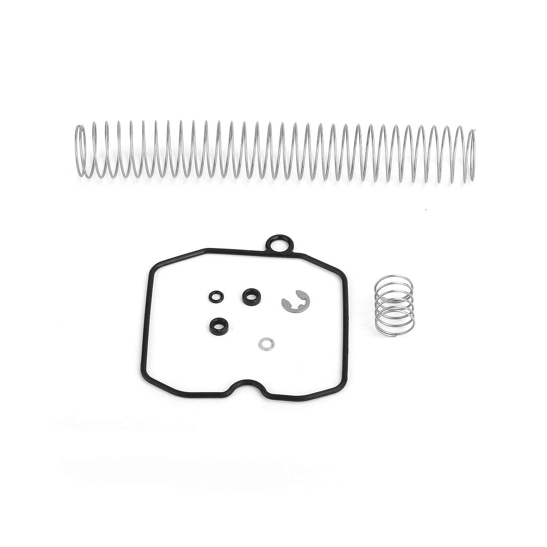 Areyourshop Kit di riparazione carburatore per XL 883 XL 1200 CV40 27421-99C 27490-04 CV 40 mm