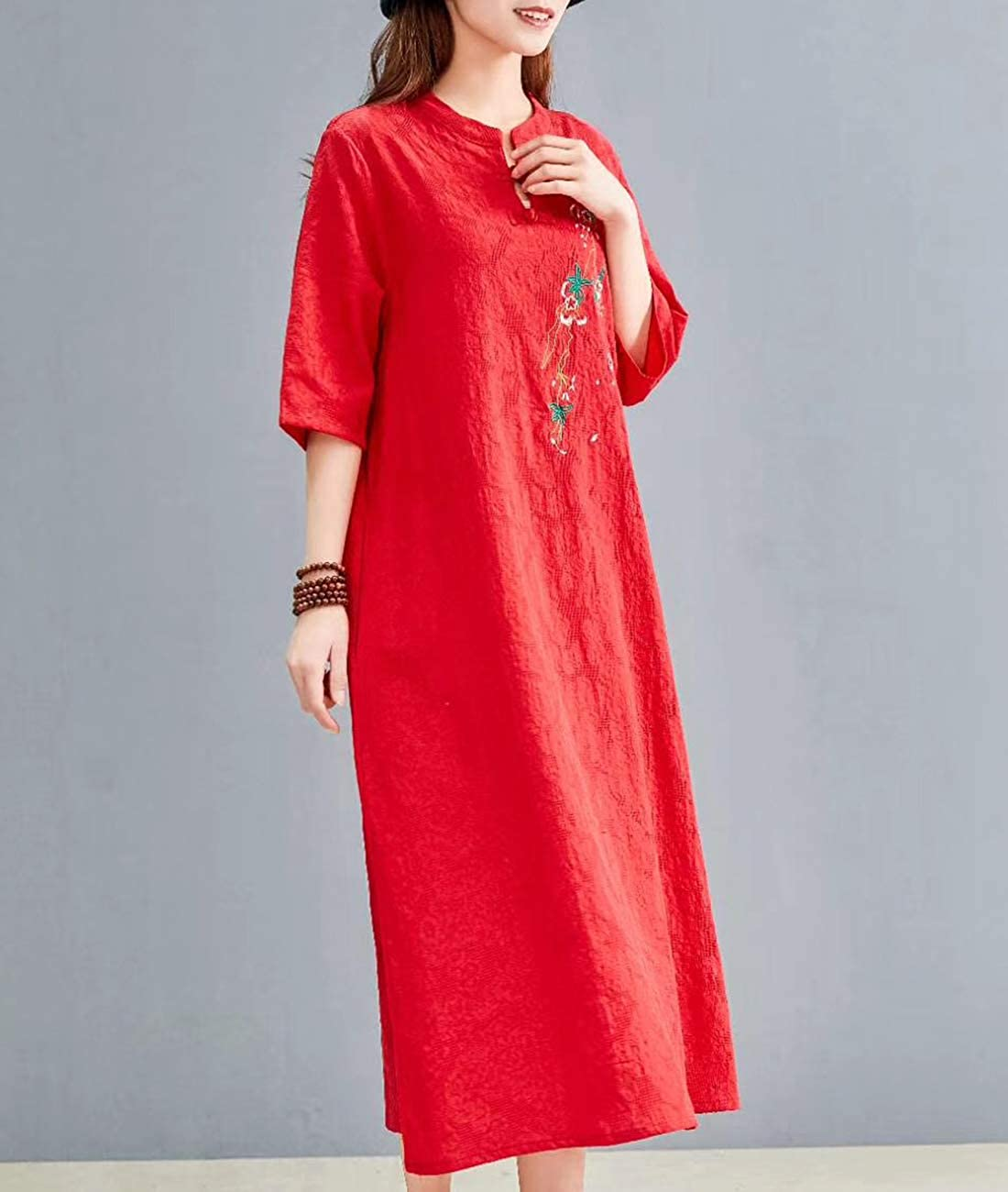 2163353e Nice Long Dresses With Sleeves