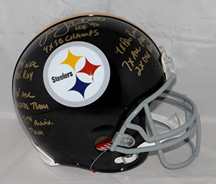 c919c6575 Image Unavailable. Image not available for. Color  Jack Lambert Signed ...