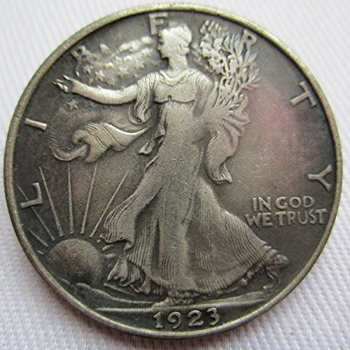 1923-S Walking Liberty Half Dollar Coins COPY for sale  Delivered anywhere in Canada