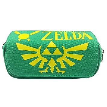Legend of Zelda - Estuche para lápices para niños, para ...