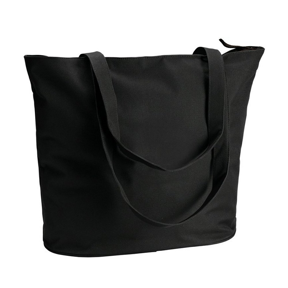 ID Shopping/Beach Tote Bag (One Size) (Black) UTID291_4
