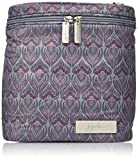 Ju-Ju-Be Classic Collection Fuel Cell Insulated Bottle and Lunch Bag, Amethyst Ice