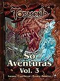 capa de Só Aventuras - Volume 3