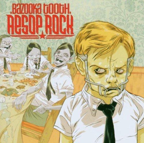 Bazooka Tooth by Aesop Rock (2003) Audio CD