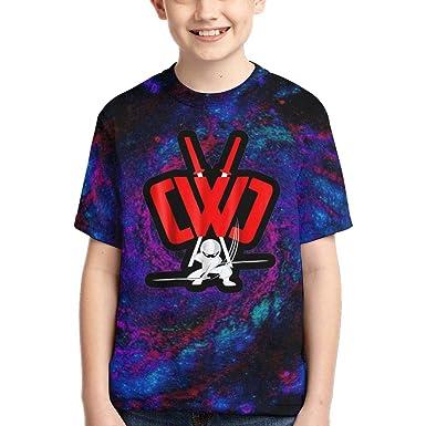 Amazon.com: Chad Wild Clay Ninja Youth Big Boys 3D Print ...